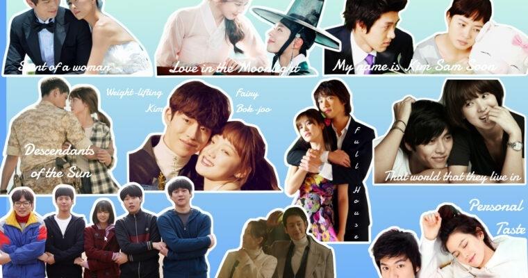 10 Must Watch  K-Dramas
